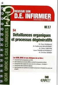 Claire Dussaule et Guillemette Beaudonnet - Défaillances organiques et processus dégénératifs - UE 2.7.