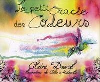 Claire Duval et Celia Melesville - Le petit oracle des couleurs.