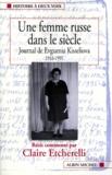 Claire Etcherelli - .