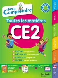 Claire Faucon et Marie-Laure Carpentier - Toutes les matières CE2.