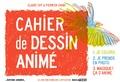 Claire Faÿ et Pierrick Chabi - Cahier de dessin animé.
