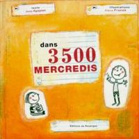 Claire Franek et Annie Agopian - Dans 3500 mercredis.