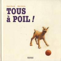 Claire Franek et Marc Daniau - Tous à poil !.