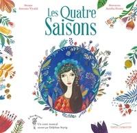 Claire Frédéric - Les quatre saisons.