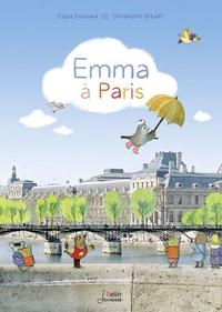 Claire Frossard - Emma à Paris.