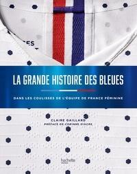 Histoiresdenlire.be La grande histoire des Bleues Image