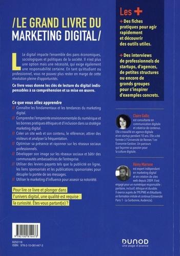Le grand livre du marketing digital 2e édition