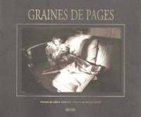 Claire Garate et Michel Host - Graines de pages.