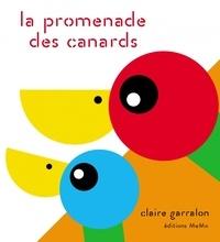 Claire Garralon - La promenade des canards.