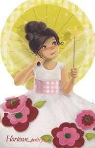 Claire Gaudriot - Carnet Hortense Petite fée.