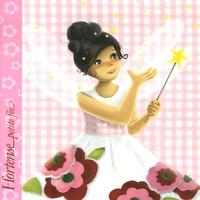 Claire Gaudriot - Hortense petite fée - Les petits papiers d'Hortense.