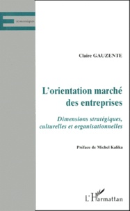 Claire Gauzente - .