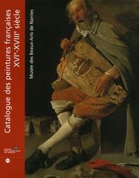 Deedr.fr Catalogue des peintures françaises XVIe-XVIIIe siècle - Musée des Beaux-Arts de Nantes Image
