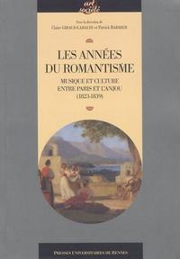 Deedr.fr Les années du romantisme - Musique et culture entre Paris et l'Anjou (1823-1839) Image