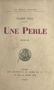 Claire Goll - Une perle.