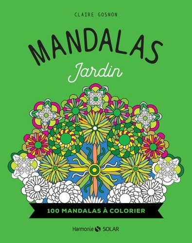 Claire Gosnon - Mandalas jardin.