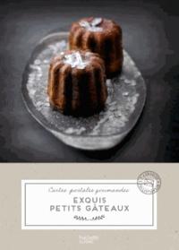 Claire Guigal - Exquis petits gâteaux.