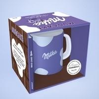 Claire Guignot - Mug cake Milka - Contient 1 livre de recettes et 1 mug sérigraphié.