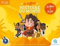 Claire L'Hoër et Mona Dolets - Le coffret Histoire du monde - Avec le jeu de chronologie Tempo Chrono Histoire du Monde.
