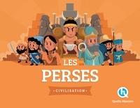 Les Perses - Claire L'Hoër |