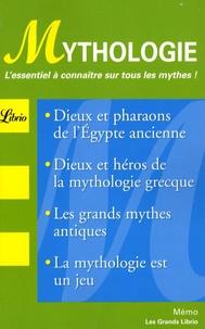 Claire Lalouette et Gilles Van Heems - Mythologie.