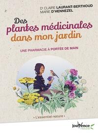 Des plantes médicinales dans mon jardin - Une pharmacie à portée de main.pdf