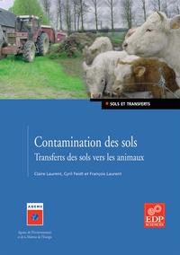 Claire Laurent et Cyril Feidt - Contamination des sols - Transferts des sols vers les animaux.