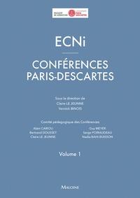 Claire Le Jeunne et Yannick Binois - ECNi - Conférences Paris-Descartes Volume 1.