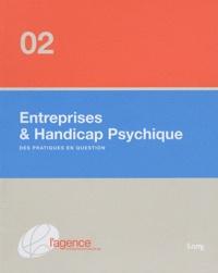 Claire Le Roy Hatala - Entreprises & handicap psychique - Des pratiques en question.