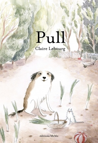 Claire Lebourg - Pull.