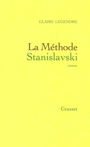 Claire Legendre - La Méthode Stanislavski.