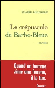 Claire Legendre - .