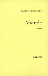 Claire Legendre - Viande.