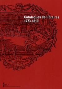 Deedr.fr Catalogues de libraires 1473-1810 Image