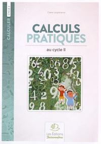 Claire Lespérance - Calculs pratiques au cycle 2.