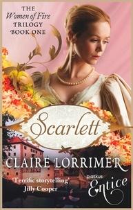 Claire Lorrimer - Scarlett - Number 1 in series.