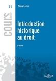 Claire Lovisi - Introduction historique au droit.