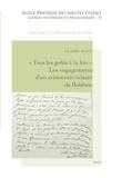 """Claire Madl - """"Tous les goûts à la fois"""" - Les engagements d'un aristocrate éclairé de Bohême."""