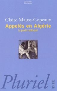 Claire Mauss-Copeaux - .