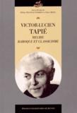 """Claire Mazel et Hélène Rousteau-Chambon - Victor-Lucien Tapié - Relire """"Baroque et classicisme""""."""