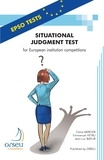 Claire Mercier et Emmanuel Hetru - Situational Judgment Test for European institution competitions.