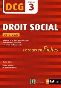 Deedr.fr Droit social DCG 3 Image