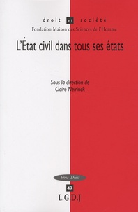 Accentsonline.fr L'Etat civil dans tous ses états Image