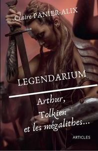 Téléchargement des manuels d'allemand Legendarium 9791022795869 par Claire Panier-Alix MOBI PDF iBook (Litterature Francaise)