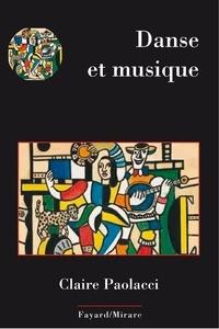 Claire Paolacci - Danse et musique.
