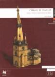 Claire Pascaud - L'abbaye de Stavelot - Volume 1, Histoire et représentations des édifices.