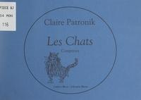 Claire Patronik - Les chats - Comptines.