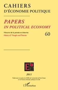 Claire Pignol - Cahiers d'économie politique N° 65/2013 : Philosophie économique.