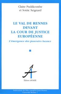 Histoiresdenlire.be Le Val de Rennes devant la Cour de justice européenne - L'émergence des pouvoirs locaux Image