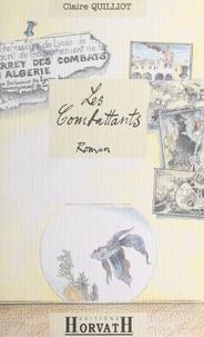 Claire Quilliot - Les combattants - Des poissons et des profs.